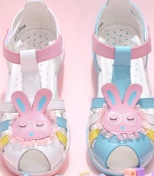 牧童夏季真皮公主童鞋 让你童趣一夏