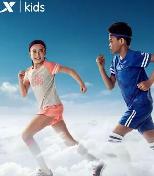 轻透畅跑  特步儿童夏季综训跑步系列全新上市