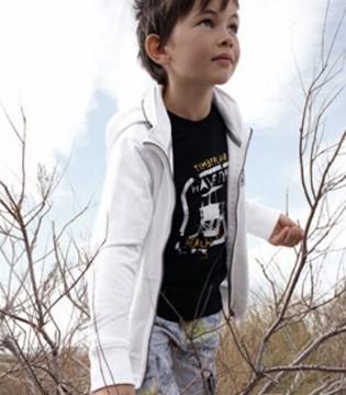 英国潮牌Timberland童装画册Lookbook 专属男生的时尚体验