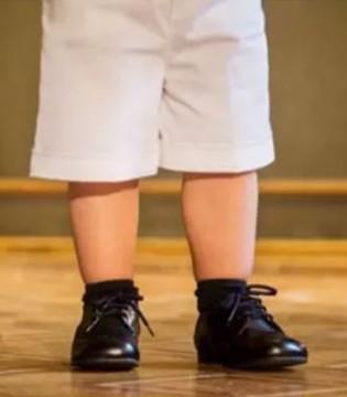 宝贝足部健康从一双鞋开始  GUSELLA呵护孩子双脚