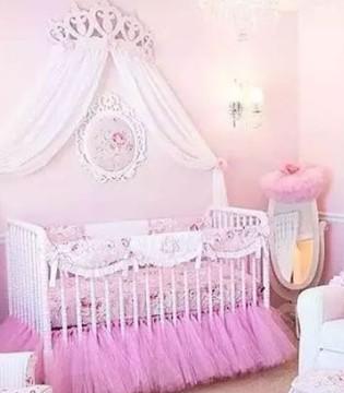 梦想中的儿童房就在这里  安妮公主赐你一个美好的梦