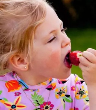 妈妈不用再烦恼  给孩子吃对的零食就能越吃越聪明
