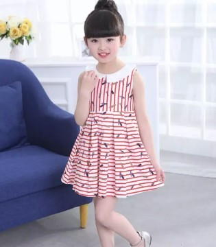 卡米丘品牌童装夏日上新  童年向往的妈妈梦