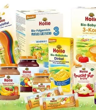 Holle有机婴幼儿谷物粉  特别的爱给特别的你