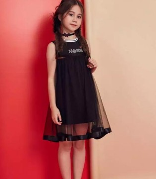 NEEZA乐鲨童装推出时尚纱裙  打造最IN时尚小仙女