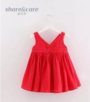 贝壳童装这些又美又仙的连衣裙  到底哪款适合你