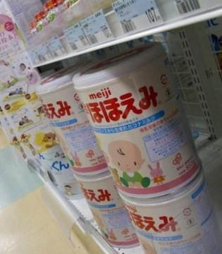 近2年成功截获日本核污染区婴儿奶粉8300余罐