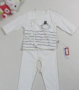 深受广大妈咪们喜爱的安满儿童装特别注意细节上的设计哦