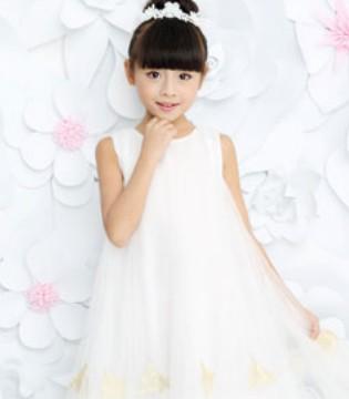 清新优雅 辛巴娜娜2017童装新品扮出你的公主范儿