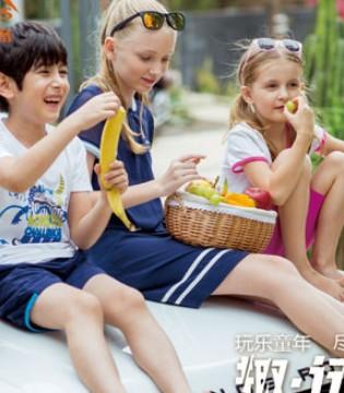 CAMKIDS儿童户外新品 让孩子伸展四肢感受四季的变幻
