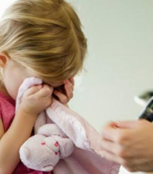 孩子变得胆小自卑  与父母的5种行为脱不了干系