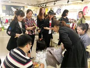 JIEXICA杰西凯2017冬季新品订货会杭州站完美收官