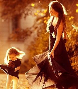 母亲的形象会影响孩子一生  80%的母亲都不知道