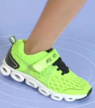 报告达康书记  ABC KIDS又有一款厉害的跑鞋上线了