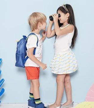 童年最贴心的小伙伴就是时尚舒适的WISEMI威斯米童装