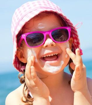 换季时该怎么护理儿童肌肤  选购儿童护肤品要注意