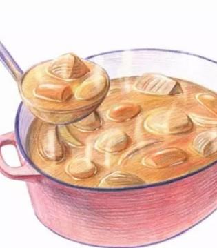 一碗幸福热汤的故事  教孩子学会体谅妈妈的辛苦