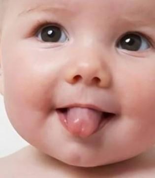 """宝宝舌头上的秘密妈妈你get到了吗  舌苔就是""""晴雨表"""""""