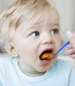 宝宝上火两大因素 推荐几种去火食物给宝宝