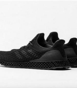 阿迪达斯全球首款3D打印量产鞋  缓震结构无敌