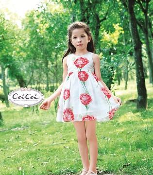为小公主置办夏日连衣裙就认准Ceicei熙熙童装吧