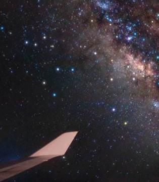 永高人讲晚安故事  飞机为什么不会撞到星星呢