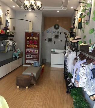 K Body℃宝贝衣舍第四十三家店开业 河南的孩子可开心啦