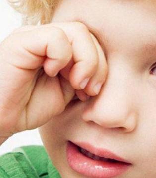 儿童沙眼是怎么回事  孩子总是揉眼睛要当心