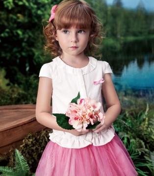 欢乐过五一 小神童新品装扮带来最美好的童年时光
