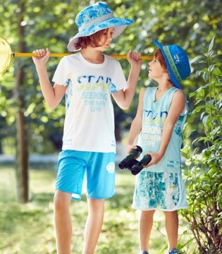 卡波树2017春夏新品上市 为孩子们开启个性童年