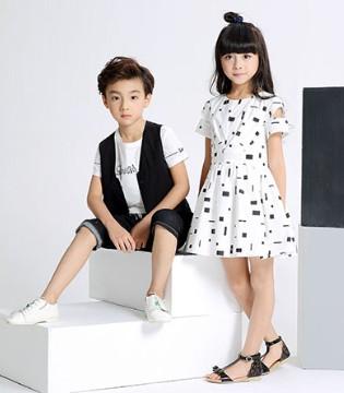 穿着辛巴娜娜simba&nana童装打造不一样风格的小cp