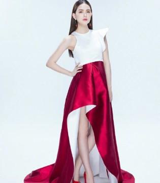 昆凌时尚广告写真曝光 怀孕约七个月身材依旧纤瘦