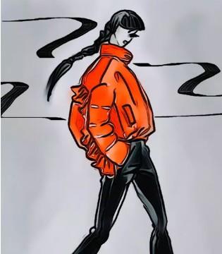 久久童装融儒家思想之精髓 归服装设计于纯粹
