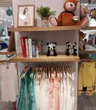 五一虽过 可WISEMI威斯米童装于五一开业的新店持续上新