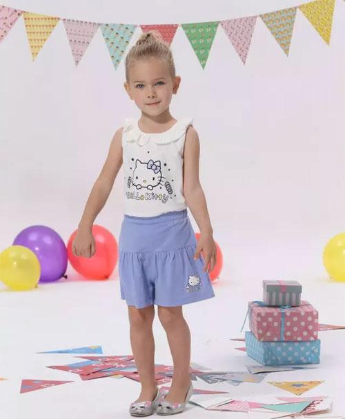 采童庄教你如何给孩子选购夏天的服装