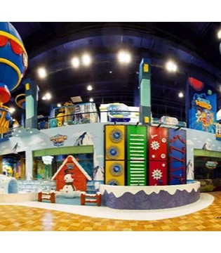 众多迪士尼角色即将亮相IKALI梦工场 大IP体验儿童品牌