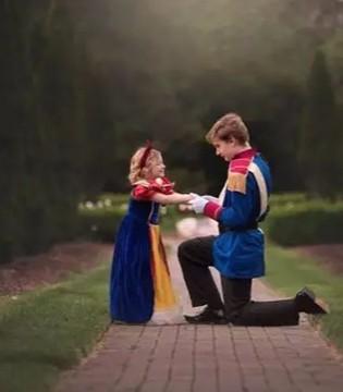 每一个安奈儿童话故事里 都有一位小公主