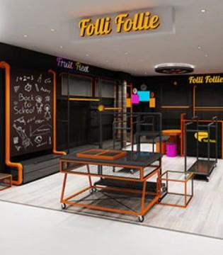 国际轻奢潮牌Folli Follie强势入驻黑龙江省哈尔滨远大总店