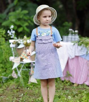 精心挑选一份美好的童年礼物 那就非Rag Mart童装莫属