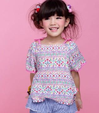 宝贝520 爱她就让她拥有KICCOLY童装2017夏季新品