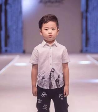 冒险世界Alphabet品牌预热 2017AW杭州国际时尚周