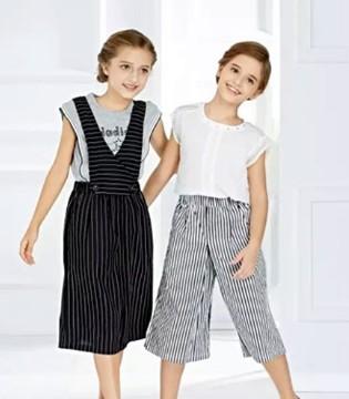 嗒嘀嗒童装夏装新品 音乐小镇给你动感的时尚