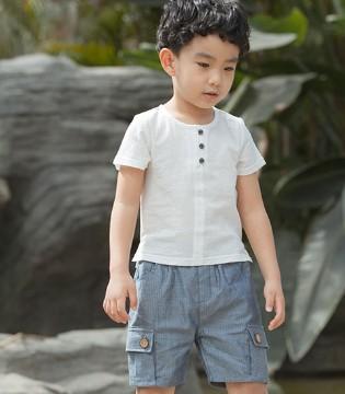 E.D.A棉花驿站童装让高贵的气质一直伴随孩子的一生