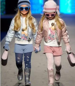 意大利的潮童品牌Monnalisa17/18秋冬主力系列