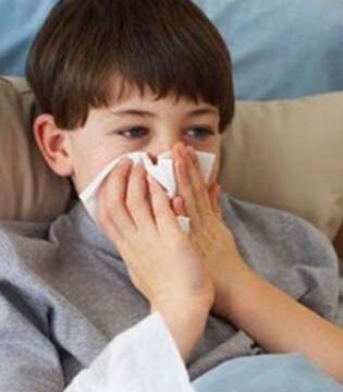 小儿咳嗽有五种类型 止咳这几个方法安全还有效