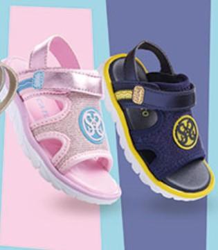 思加图童鞋给予婴幼儿足部贴心的呵护 让孩子健康的成长