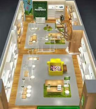 青蛙皇子童装各大新店将会陆续开业 延续五月的美好