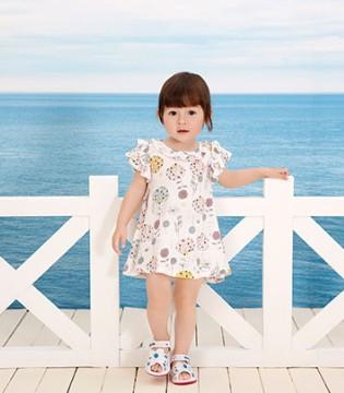 都说婴姿坊婴童装的连衣裙和这个六一儿童节超配的