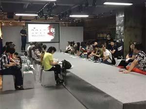 布衣班纳2017冬年装新品全国巡展订货会PART.1虎门站