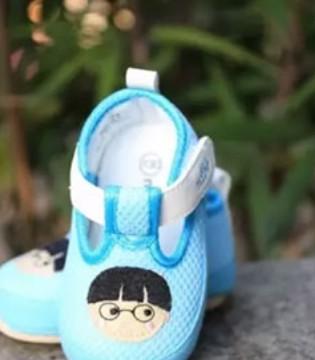 娜拉宝贝环保个性童鞋 打造个性时尚的风格
